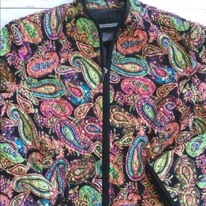 Quilted blazer 5 for $25